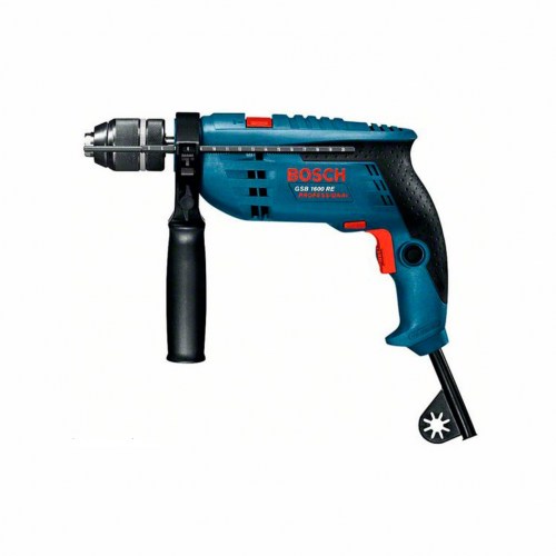 Дрель ударна Bosch Professional GSB 1600 RE (0601218121)
